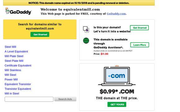 Equivalentmill.com