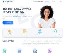 Essaygeeks.co.uk