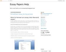 Essays Papers Help