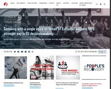 European Trade Union Confederation