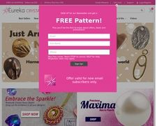 Eureka Crystal Beads