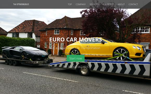 Euro Car Movers Scotland. UK And Europe Car Transportation Specialists.