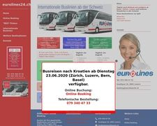 Eurolines24.ch