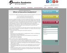 Executive Academics