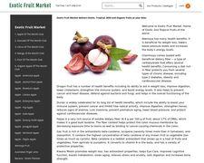 Exoticfruitmarket.net