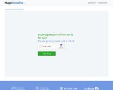 Express Passport Online