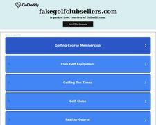 FakeGolfClubSellers