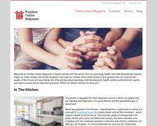 Families Online Magazine