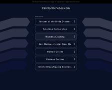 fashioninthebox