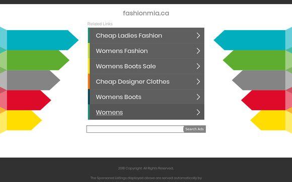 Fashionmia.ca
