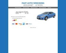 FastAutoWrecking