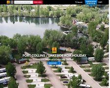 Fort Collins Lakeside KOA