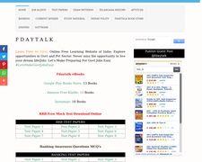 Fdaytalk.com