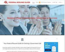Federalresumeguide.com