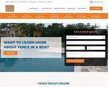 Fence Outlet Online