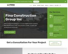 Fina Construction
