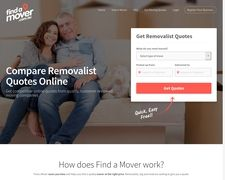 Find A Mover