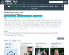 FindMyOrganizer
