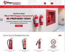 Fireprotectionwarehouse.co.uk