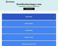 First Deal Savings