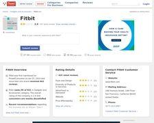 Fitbit.pissedconsumer.com