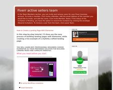 Fiverr Active Sellers Team