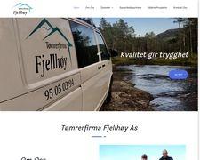 Fjellhoy-as.no
