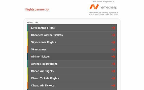Flightscanner.io