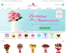 Florists in India