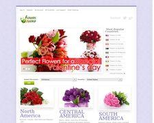 Flowers2World