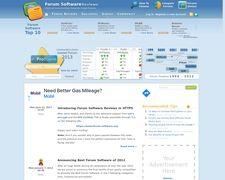 Forum Software Reviews