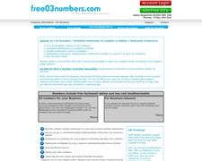 Free03Numbers