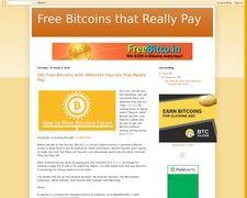 Freebitcoinsthatreallypay.blogspot