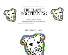 Freelance Dog Training