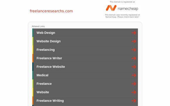 FreelanceResearchs