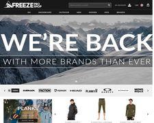 Freeze Pro Shop