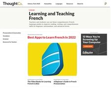Learning And Teaching French