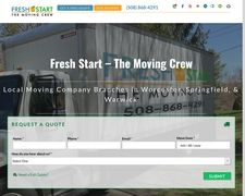 Fresh StartThe Moving Crew