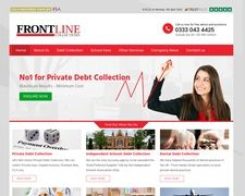 Frontline-collections.com