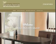 Furniture Touch up & Refining Specialist