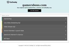 Gamers Boss
