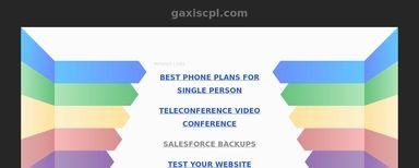 Gaxiscpl.com