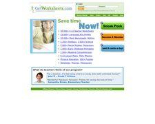 GetWorksheets.com