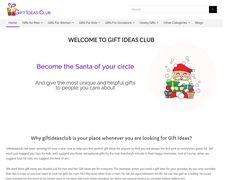 Giftideasclub.com