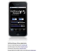 Girlfriend Keeper App