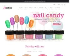 Glitter Nail Art Kit and Supplies