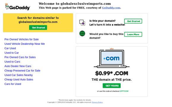 Globalexclusiveimports