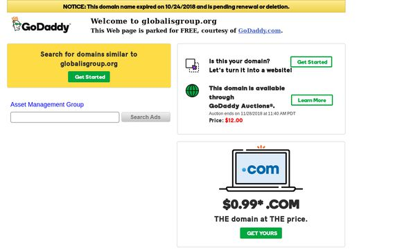 Globalisgroup.org