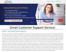 Gmailhelplinenumber.co.uk