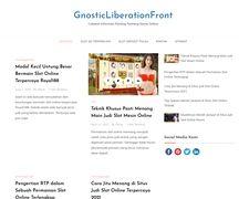 Gnosticliberationfront